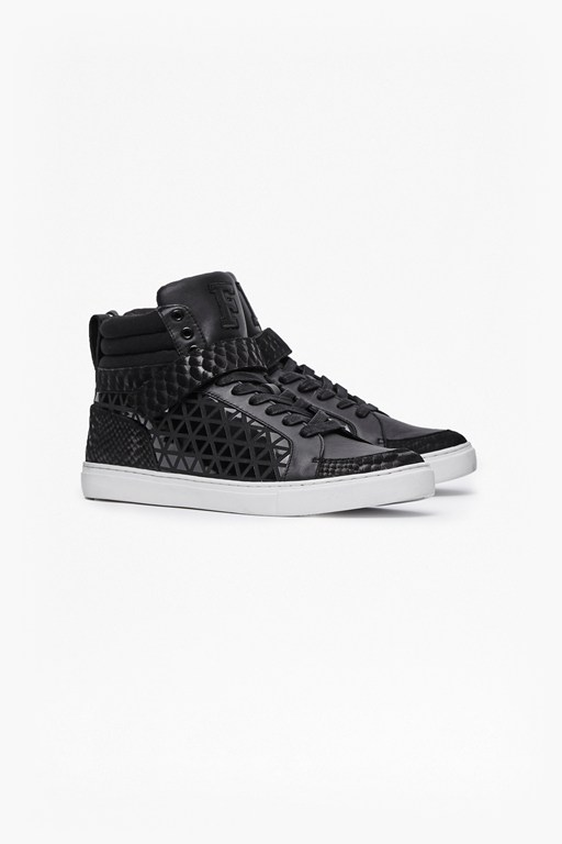 Complete the Look Costa High Top Trainers
