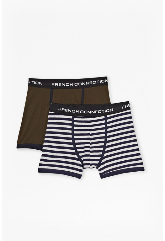 Jacob Striped Boxer Shorts