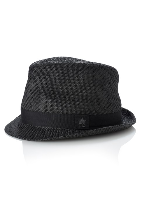 Paper Weave Trilby