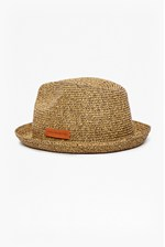 Looks Great With Ramone Raffia Trilby Hat