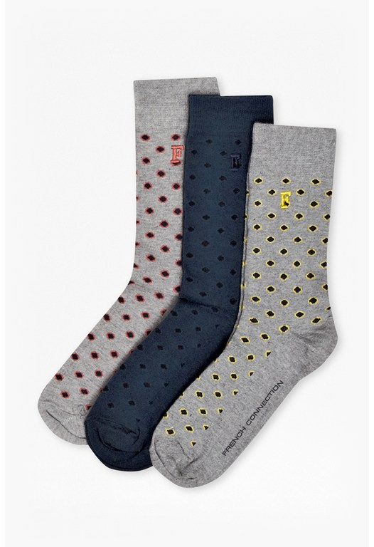 Ken Dot To Dot Socks