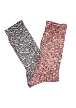 Twisted Blade 2 Pack Sock