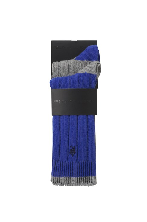 Peter Plain 2 Pack Socks