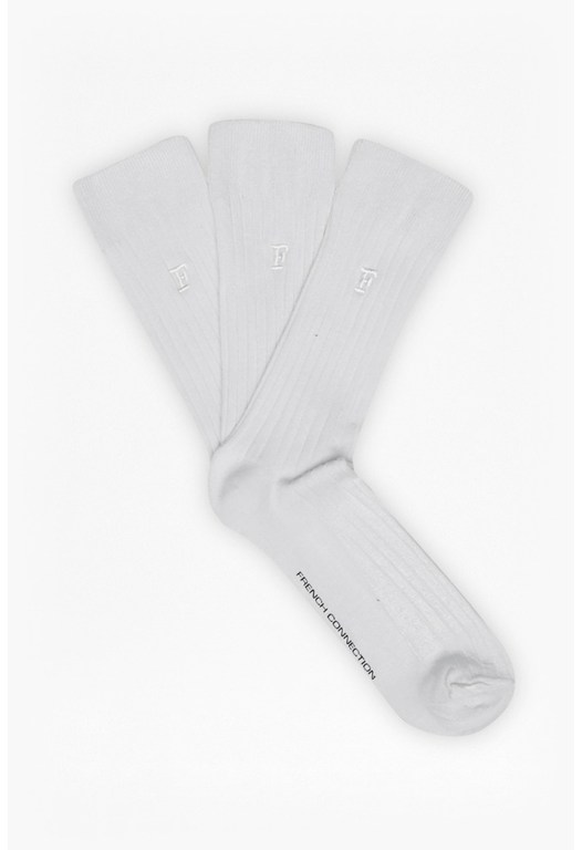 Fencing Basics 3PK Socks