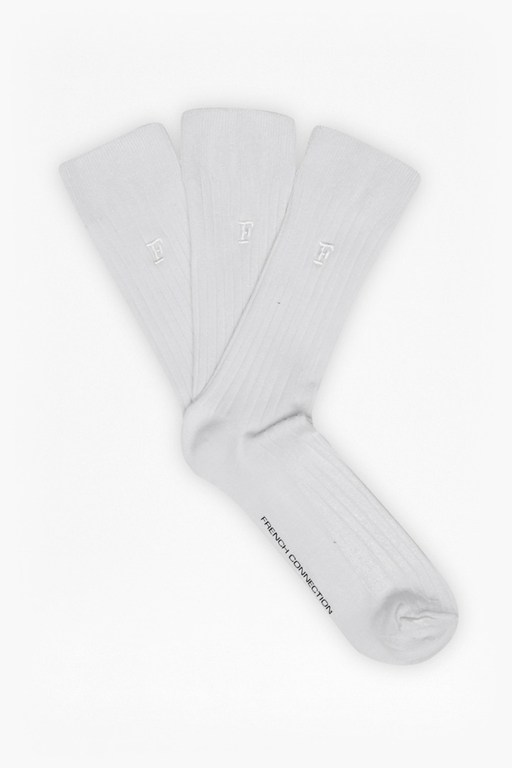Complete the Look Fencing Basics 3 Pack Socks