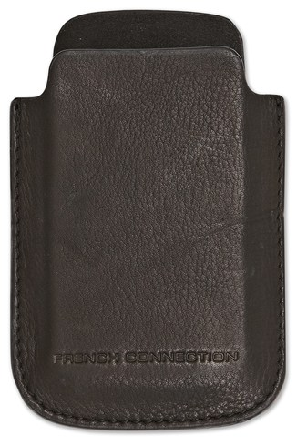Drummed Dried Leather Phone Case