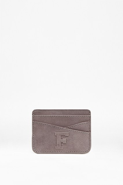 Quinn Leather Card Holder
