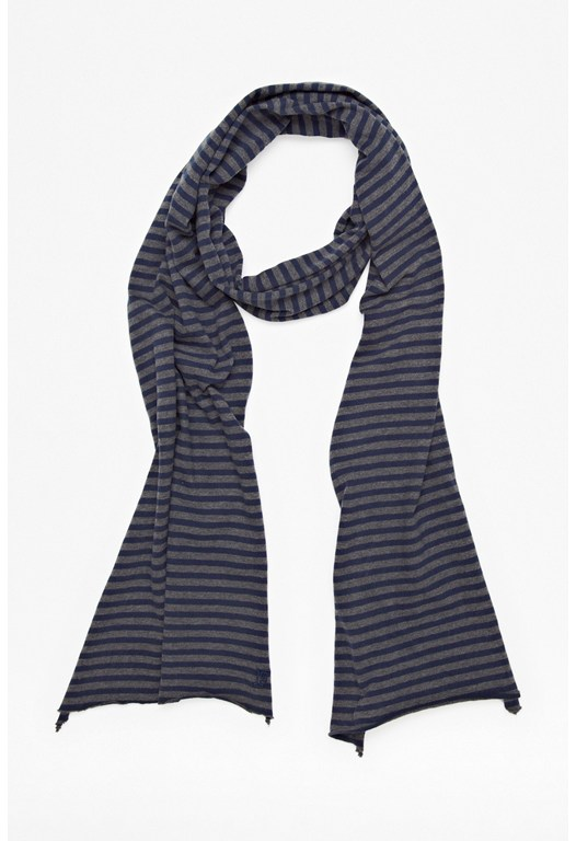 Raymond Striped Scarf