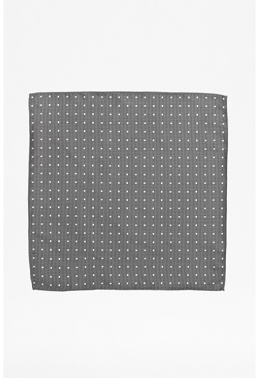Elliot Spot Pocket Square