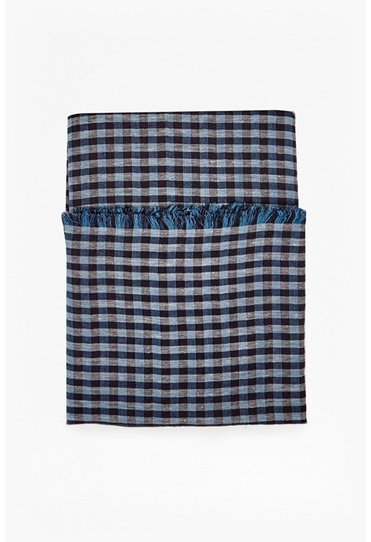 George Gingham Scarf