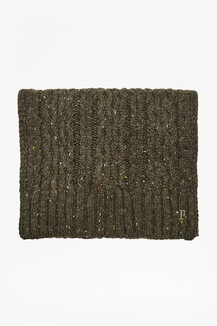 Knic Knox Cable Knit Scarf