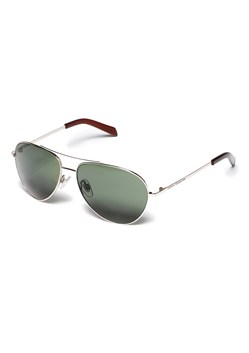 Tinted Aviator Sunglasses