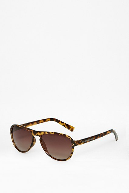 Printed Aviator Sunglasses