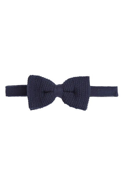 Medieval Knitted Bow Tie