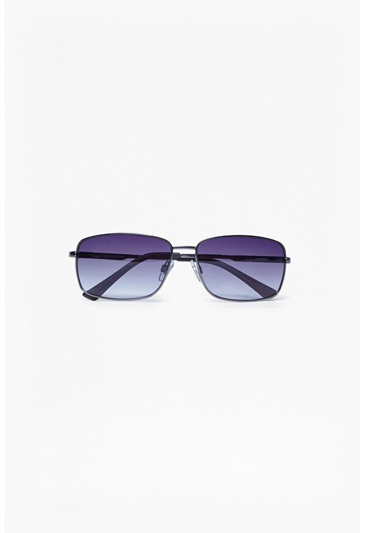 Sporty Rectangle Sunglasses