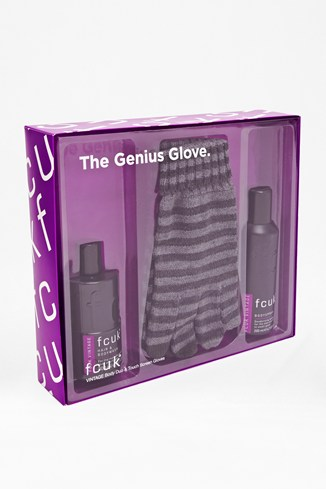 FCUK The Genius Glove & Vintage Body Duo