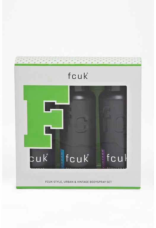 FCUK Crowd Pleaser Gift Set