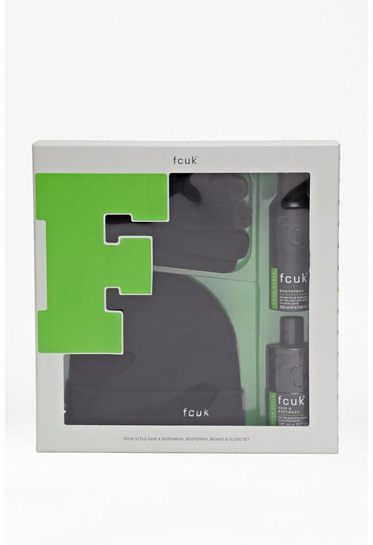 FCUK Getting Ahead Gift Set