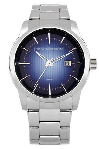 York Blue Dial Bracelet Watch