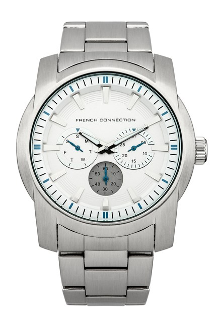 WELLINGTON Multi-Function Stainless Steel Watch