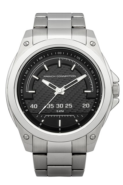 WARWICK Brushed Steel Strap Watch