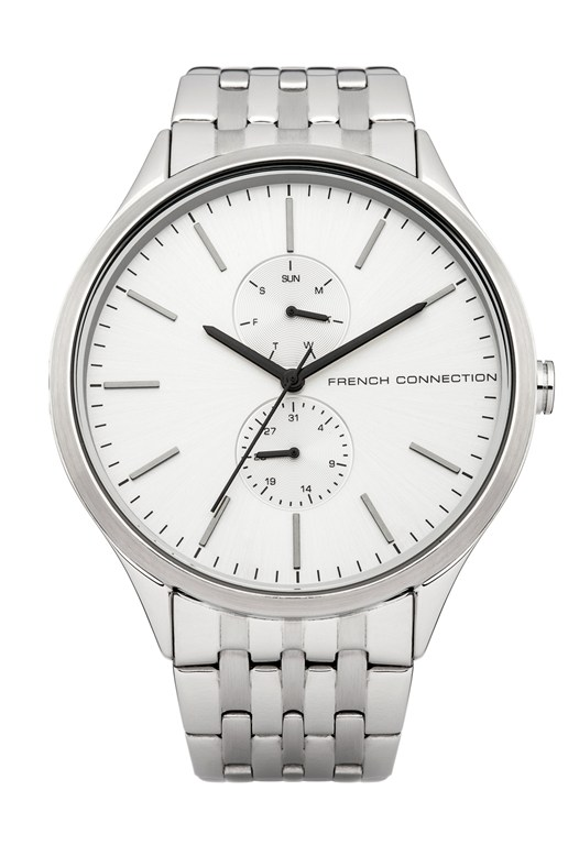 LAMBERT Polished Case Bracelet Watch