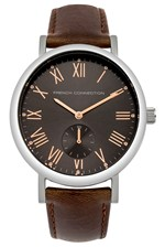 Looks Great With Polished case leather strap