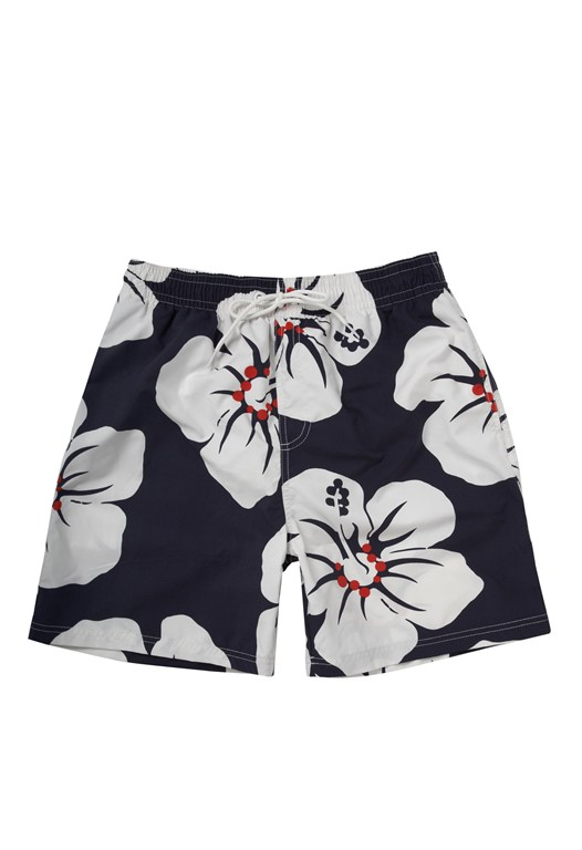 Skegness Woodcut Shorts