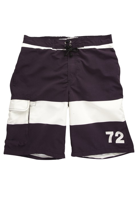 Filey Stripe Swimshorts