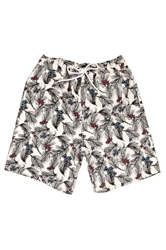 Hawaiian Paradise Swim Shorts