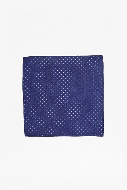 Reverse Side Pocket Square