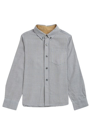 Repton Dogtooth Shirt