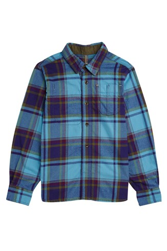 Fall Flannel Shirt