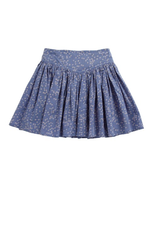 Clover Dust Full Skirt