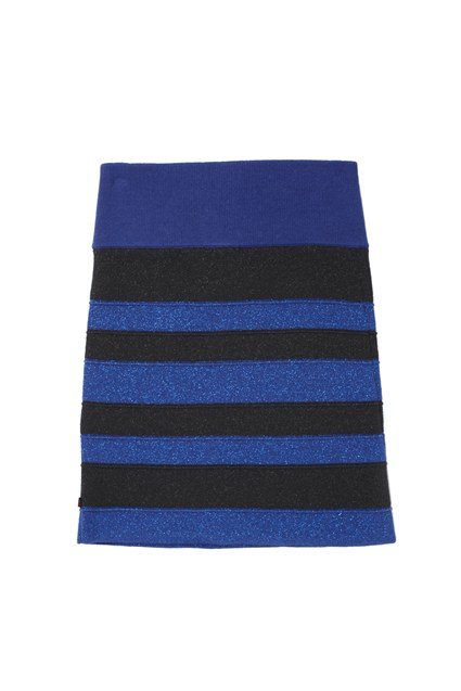 Band Of Colour Lurex Kids Skirt
