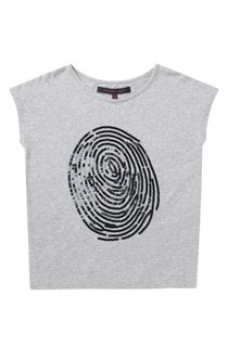 Fingerprint Tee Kids Print Tee