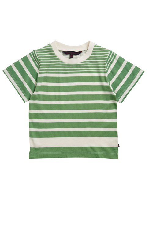 High Jump Stripe  Tee