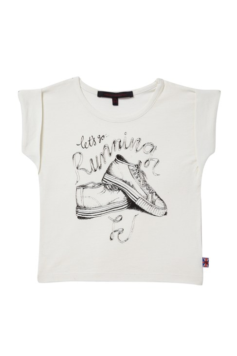 Let'S Go Running Tee