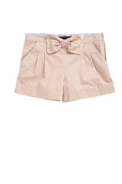 Harriet Cotton Shorts