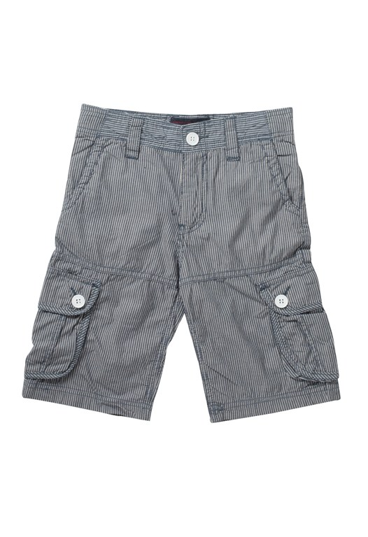 Shirting Shorts Pocket Shorts Blue, Red