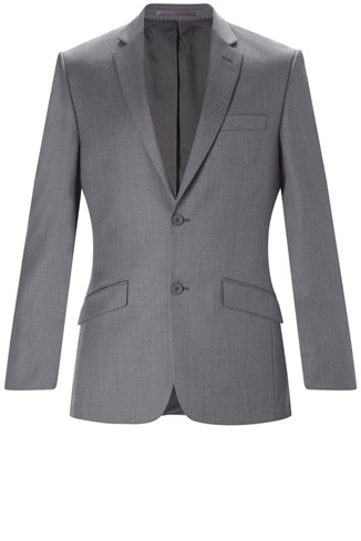 Plain Suit Slim Fit Jacket