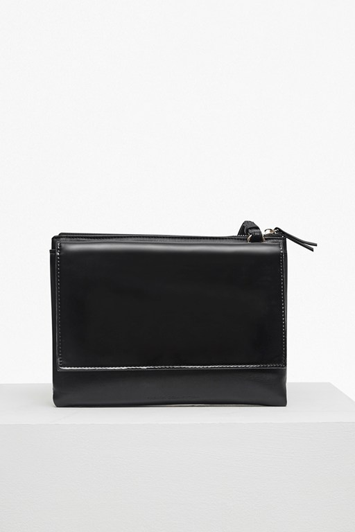 Complete the Look Clean PU Callie Zip Pouch