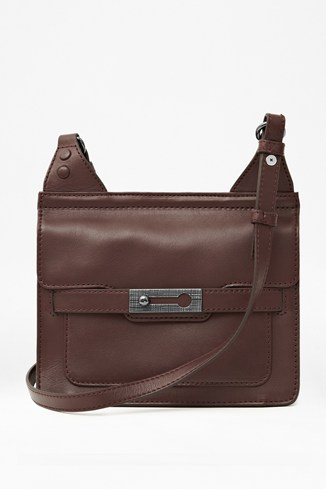 Air Of Elegance Small Leather Tote