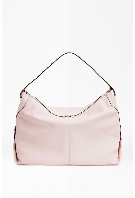 Gracie Leather Shoulder Bag