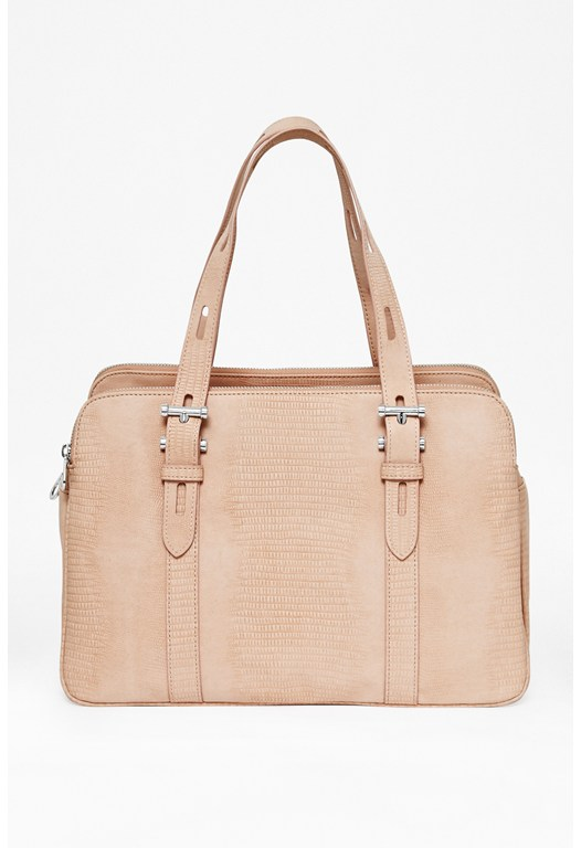 Nina Structured Tote