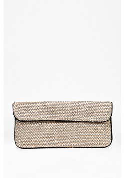Pina Woven Clutch