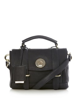 Cannonbury Leather Satchel