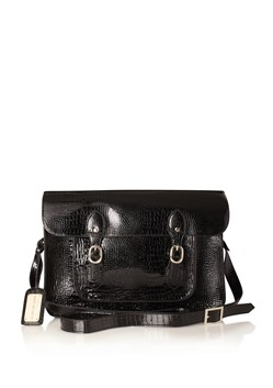 Shiny Croc Satchel