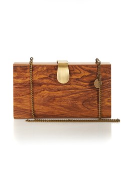Wonder Wood Clutch