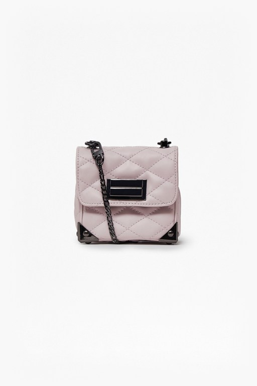 Complete the Look Lexi Quilted Mini Chain Bag